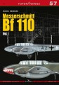TOPDRAWINGS 57 - Messerschmitt Bf 110 vol.I