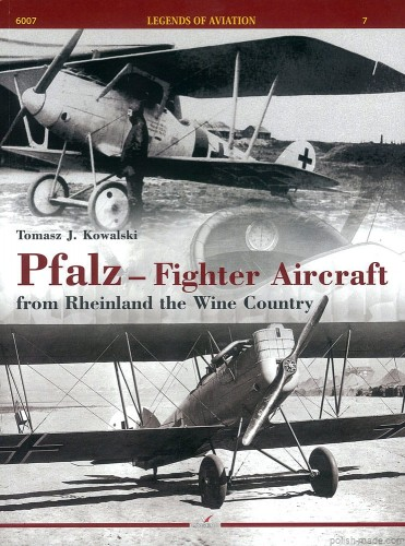 LL 07 - PFALZ - Fighter Aircraft