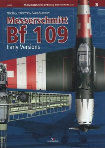 Monographs Spec. 03 - Bf 109 early versions