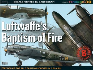 TOPCOLORS 30 - LUFTWAFFE'S BAPTISM OF FIRE part.I