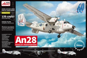 PZL An28 '60 Battle of Atlantic' - 1/72