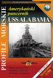 PM-018 - USS ALABAMA '45' pancernik