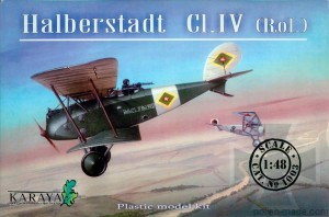 HALBERSTADT CL IV (Rol.) - international - 1/48