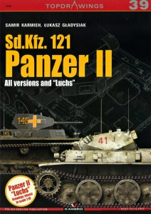 TOPDRAWINGS 39 - Sd.Kfz. 121 PANZER II all version and 'Luchs'