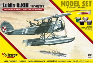 MODEL-SET LUBLIN R.XIII Ter - 1/48