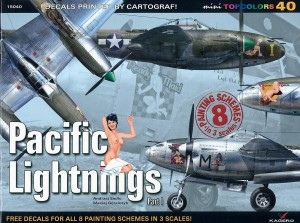 TOPCOLORS 40 - Pacific LIGHTNINGS part I