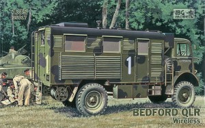 BEDFORD QLR Wireless - 35017' - 1/35