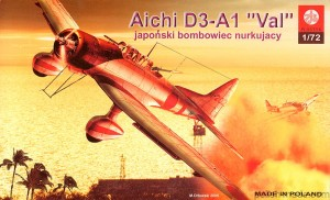 AICHI D3-A1 'VAL' bombowy - 1/72