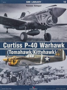 SMI LIBRARY 10 - Curtiss P-40