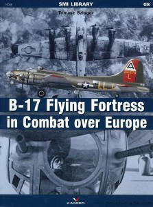 SMI LIBRARY 08 - B-17 FLYING FORTRESS - Europe