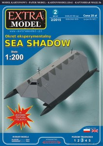EX002 - 2/2015 - SEA SHADOW - 1/200