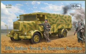 3Ro Italian Truck in German Service - 1/35