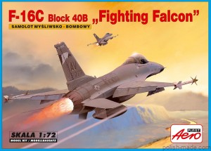 F-16C Block 40B 'Fighting Falcon' - 1/72