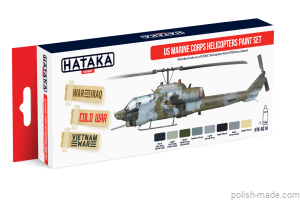 AS14 US Marine Corps Helicopters Paint Set