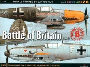 TOPCOLORS 26 - BATTLE of BRITAIN part. III